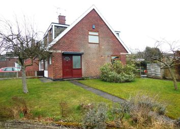Thumbnail 3 bed semi-detached house to rent in Gorse Avenue, Mansfield