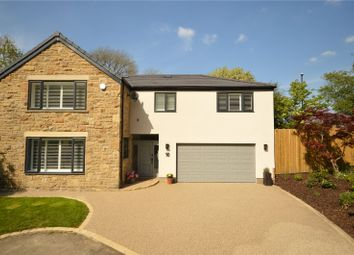 Thumbnail 5 bed detached house for sale in Willow Court, Pool In Wharfedale, Otley, West Yorkshire