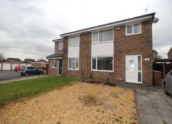 Thumbnail 3 bed semi-detached house to rent in Ashness Close, Fulwood, Preston