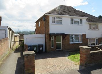 Thumbnail 3 bed semi-detached house for sale in Sussex Close, High Wycombe