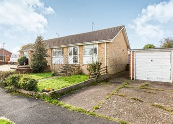 Thumbnail 2 bed semi-detached bungalow for sale in Greenfield Crescent, Waterlooville