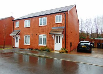 Thumbnail 3 bed semi-detached house for sale in Rowan Place, Bidford On Avon