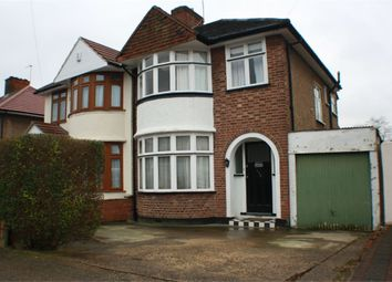 Thumbnail 3 bed semi-detached house to rent in Winchester Avenue, Kingsbury, London, UK