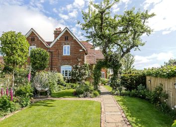 Thumbnail 3 bed semi-detached house for sale in Hyde End Lane, Brimpton, Reading, Berkshire