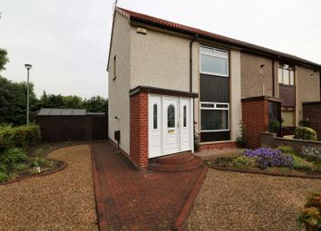 Thumbnail 2 bed end terrace house for sale in Midthorn Crescent, Falkirk