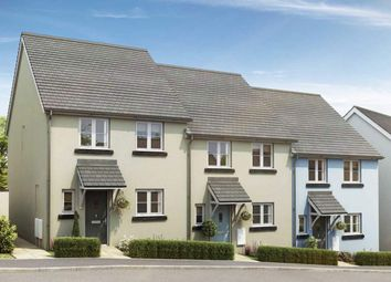 Thumbnail 3 bed semi-detached house for sale in Exeter Road, Newton Abbot