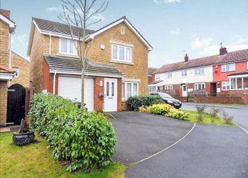 Thumbnail 3 bedroom detached house to rent in Parkside Gardens, Widdrington, Morpeth