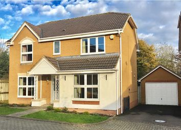 Thumbnail 4 bedroom detached house for sale in Haywain Close, Swindon