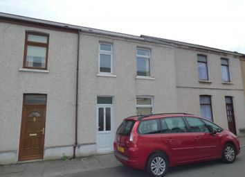 Thumbnail 3 bed terraced house to rent in Alfred Street, Aberavon, Port Talbot