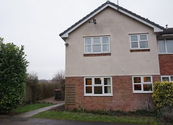 Thumbnail 1 bedroom terraced house for sale in The Laurels, Kingsbury, Tamworth