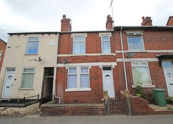 Thumbnail 3 bed terraced house to rent in Southmoor Road, Hemsworth, Pontefract, West Yorkshire
