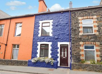 Thumbnail 4 bed terraced house for sale in High Street, Llanberis, Caernarfon