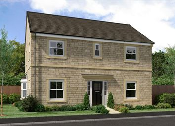 "Thumbnail 4 bedroom detached house for sale in ""Stevenson"" at Overdale Grange, Skipton"