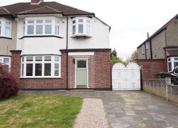Thumbnail 3 bed semi-detached house to rent in Woodyates Road, London