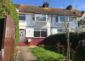 Thumbnail 3 bed terraced house to rent in Ethelbert Road, Birchington