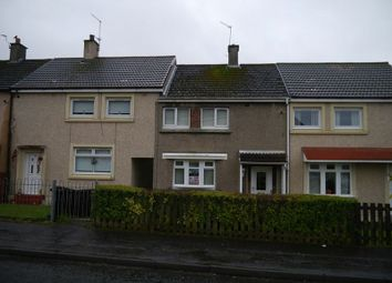 Thumbnail 2 bedroom terraced house for sale in Gorsehall Street, Cleland, Motherwell