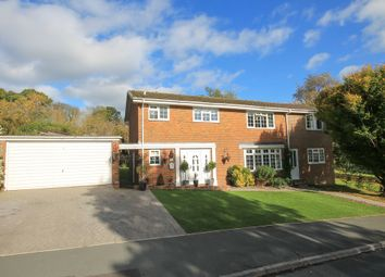 Thumbnail 6 bed detached house for sale in Garden Wood Road, East Grinstead