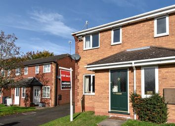 Thumbnail 2 bed semi-detached house for sale in Abbey Close, Bromsgrove