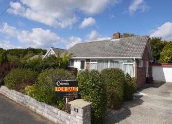 Thumbnail 2 bed detached bungalow for sale in Clausen Way, Pennington, Lymington, Hampshire