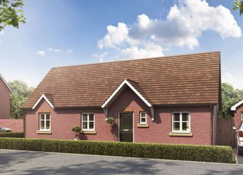 "Thumbnail 3 bed bungalow for sale in ""The Shawford"" at Ringwood Road, Verwood"