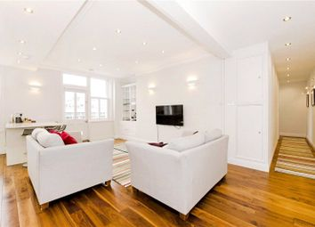 Thumbnail 2 bed flat to rent in Bedford Court Mansions, Bedford Avenue, Bloomsbury, London