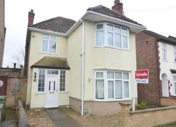 Thumbnail 3 bedroom detached house for sale in Northfield Road, Peterborough
