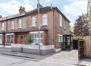 Thumbnail 3 bed end terrace house for sale in Burnhill Road, Beckenham