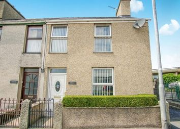Thumbnail 2 bed end terrace house for sale in Y Ffor, Pwllheli, Gwynedd, .