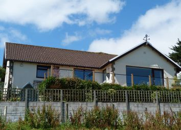 Thumbnail 4 bed detached bungalow for sale in 4 Claremont Falls, Killigarth, Looe