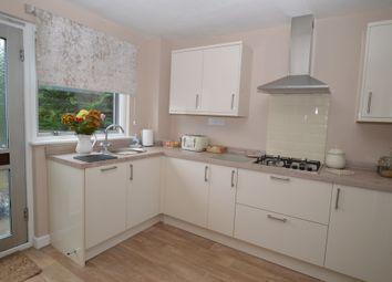 Thumbnail 3 bed semi-detached house for sale in Grangeburn Close, Tweedmouth, Berwick Upon Tweed, Northumberland
