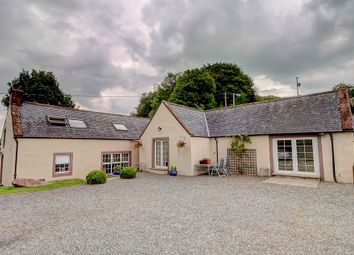 Thumbnail 4 bed detached house for sale in Carronbridge, Thornhill