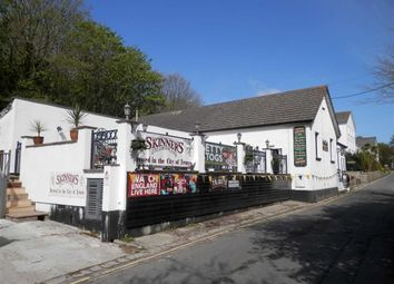 Thumbnail Pub/bar for sale in Cable Station Inn, Porthcurno, Porthcurno