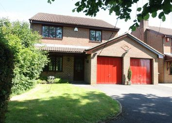 Thumbnail 4 bed detached house for sale in Durley Street, Durley, Southampton