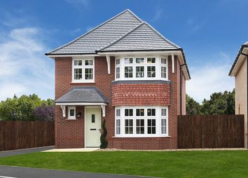 Thumbnail 4 bed detached house for sale in Amington Green, Mercian Way, Tamworth, Staffordshire