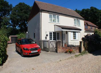 Thumbnail 4 bed detached house for sale in Spring Road, Sarisbury Green, Southampton