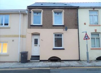 Thumbnail 3 bed terraced house to rent in High Street, Blaina, Abertillery