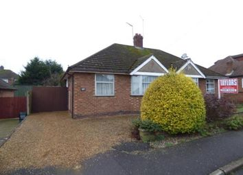 Thumbnail 2 bed bungalow for sale in Muscott Lane, Duston, Northampton, Northamptonshire