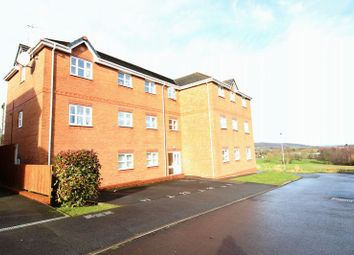 Thumbnail 2 bedroom flat for sale in Moorland Heights, Biddulph