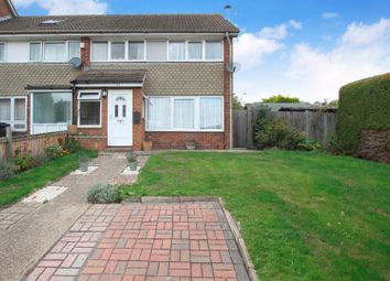 Thumbnail 3 bed semi-detached house for sale in Crossways, Canterbury
