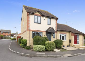 Thumbnail 3 bed semi-detached house for sale in Moorlands Close, Martock