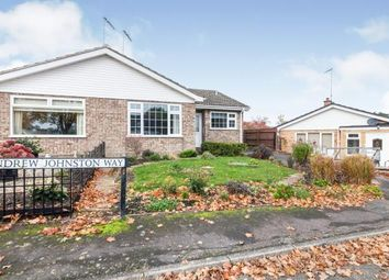 Thumbnail 2 bedroom bungalow for sale in Halesworth, Suffolk
