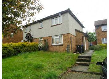 Thumbnail 1 bed end terrace house to rent in Wych Hill Park, Hook Heath, Woking