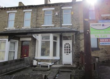 Thumbnail 3 bed end terrace house to rent in Aireville Road, Bradford