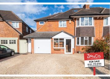 5 bed semi-detached house for sale in Witley Avenue, Solihull B91
