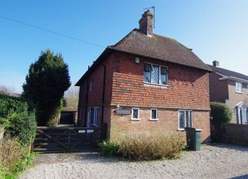 Thumbnail 2 bed terraced house for sale in Lewes Road, Ringmer, Lewes