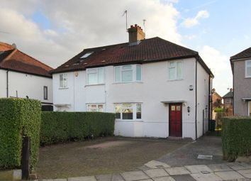 Thumbnail 3 bed semi-detached house for sale in Royle Crescent, London