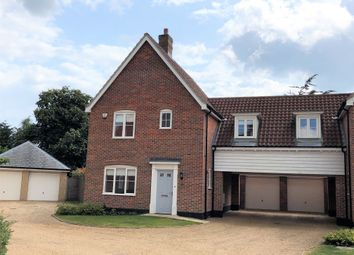 Thumbnail 3 bedroom link-detached house for sale in Shearwater Way, Reydon, Southwold