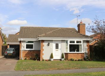 Thumbnail 2 bed detached bungalow for sale in Cunningham Drive, Lutterworth