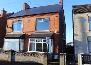 Thumbnail 2 bed semi-detached house for sale in Downing Street, South Normanton, Alfreton