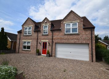 Thumbnail 5 bed detached house to rent in Wroot Road, Finningley, Doncaster